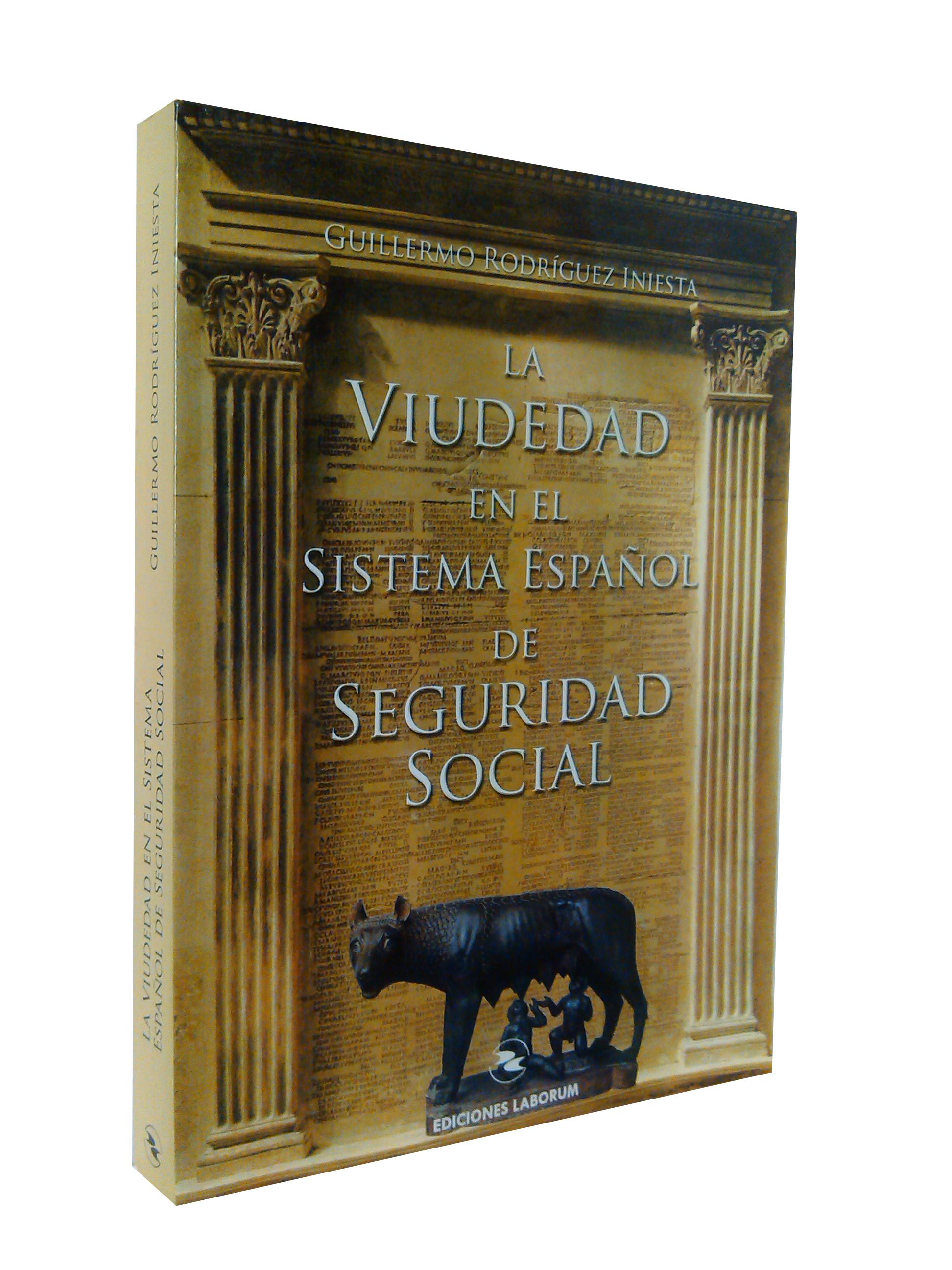 La viudedad en el sistema español de Seguridad Social