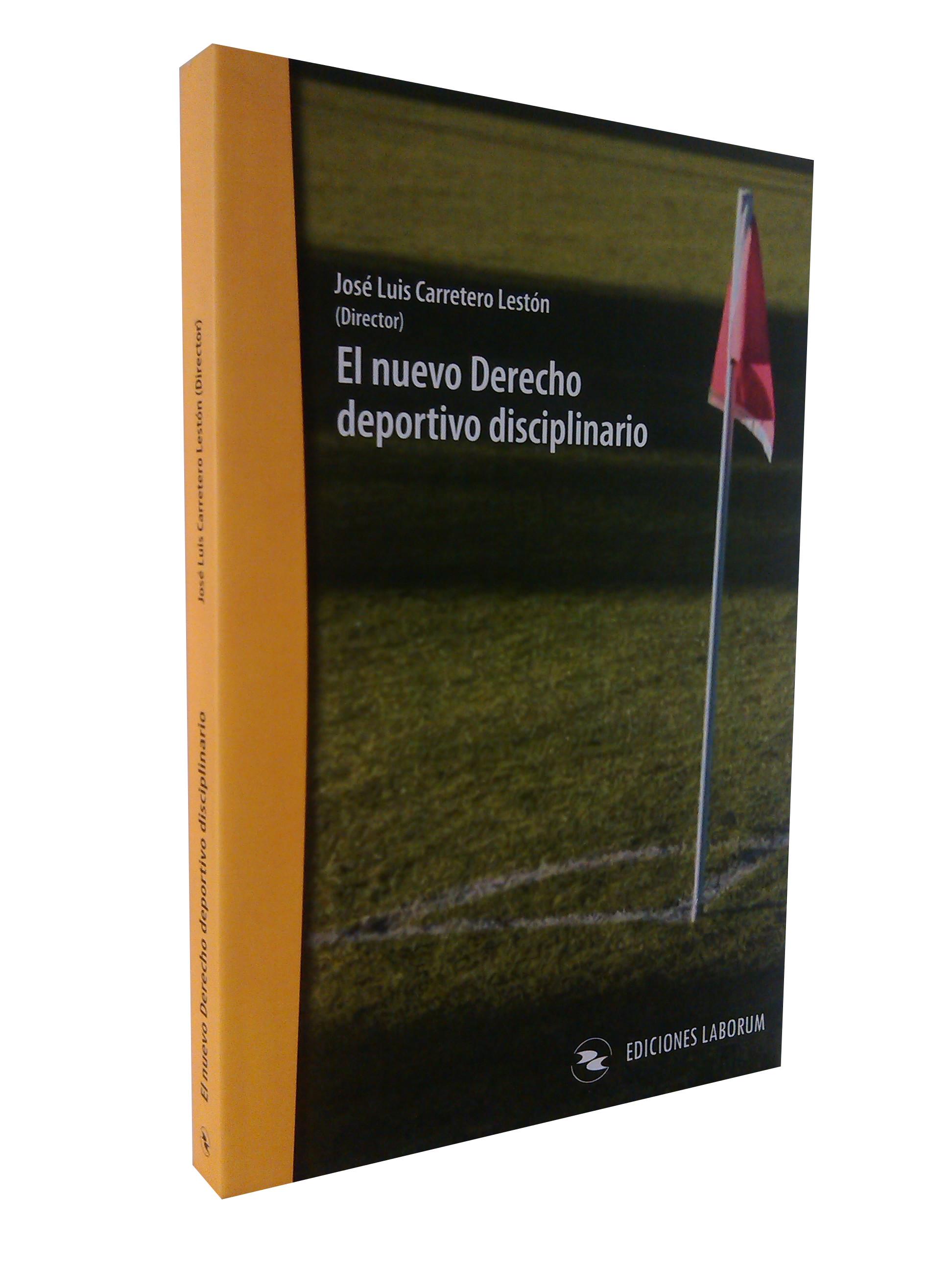 El nuevo Derecho deportivo disciplinario