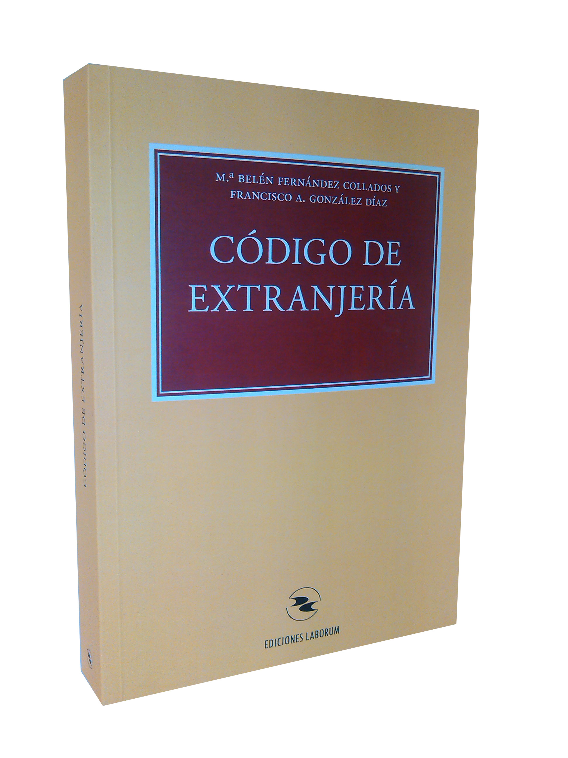 Código de Extranjería