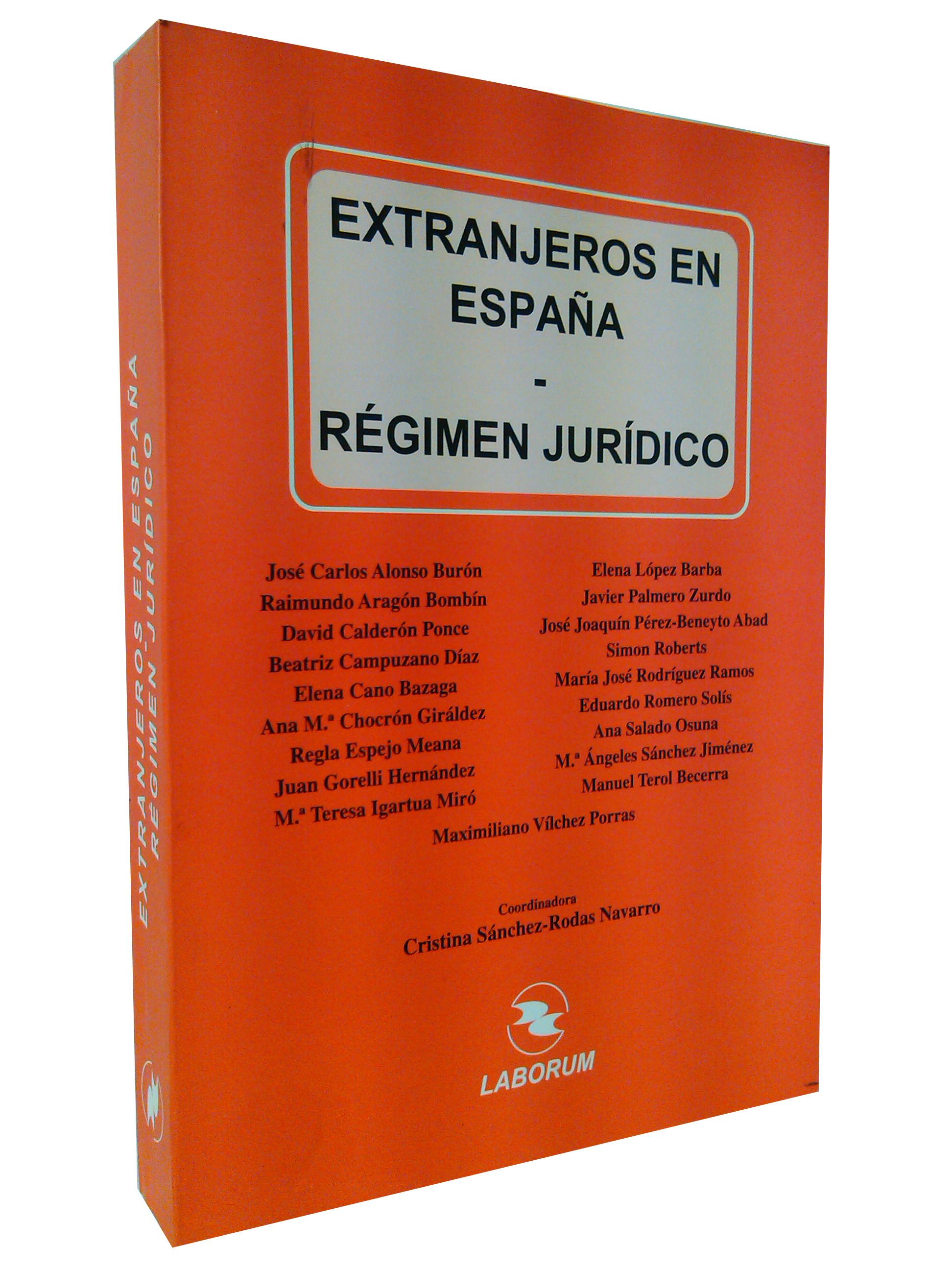 Extranjeros en España – Régimen Jurídico