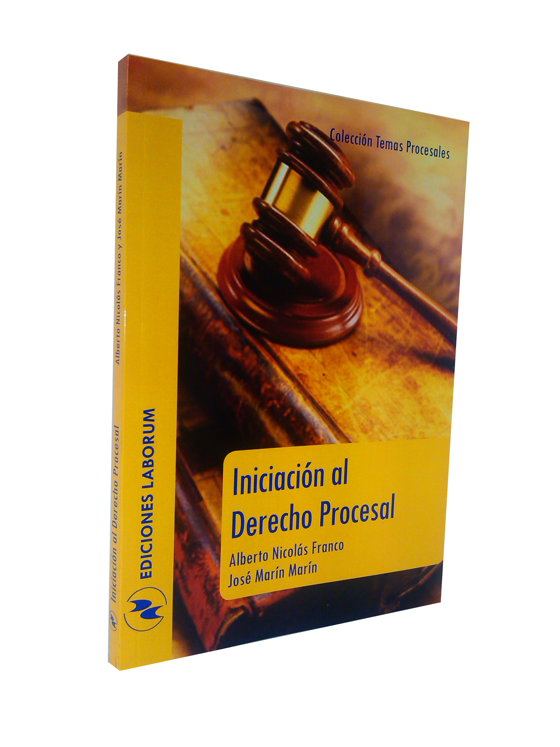 Iniciación al Derecho Procesal