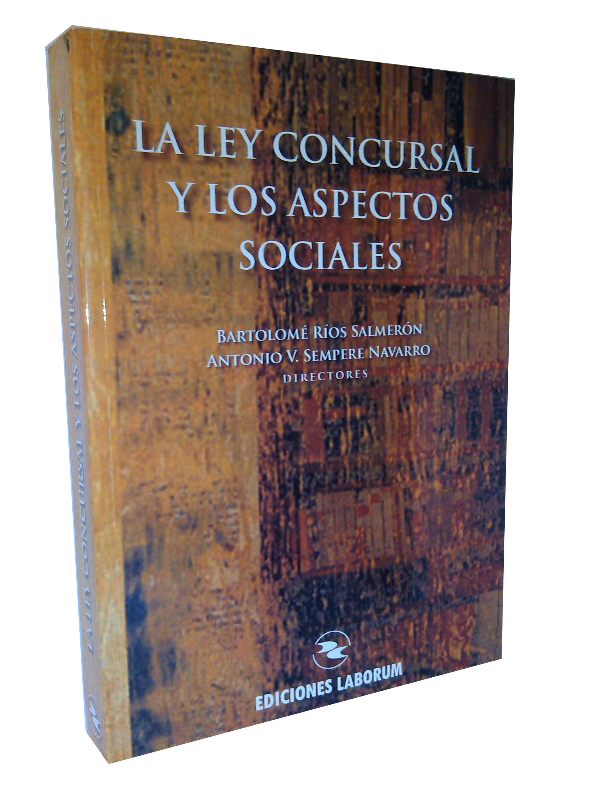 La ley concursal y los aspectos sociales