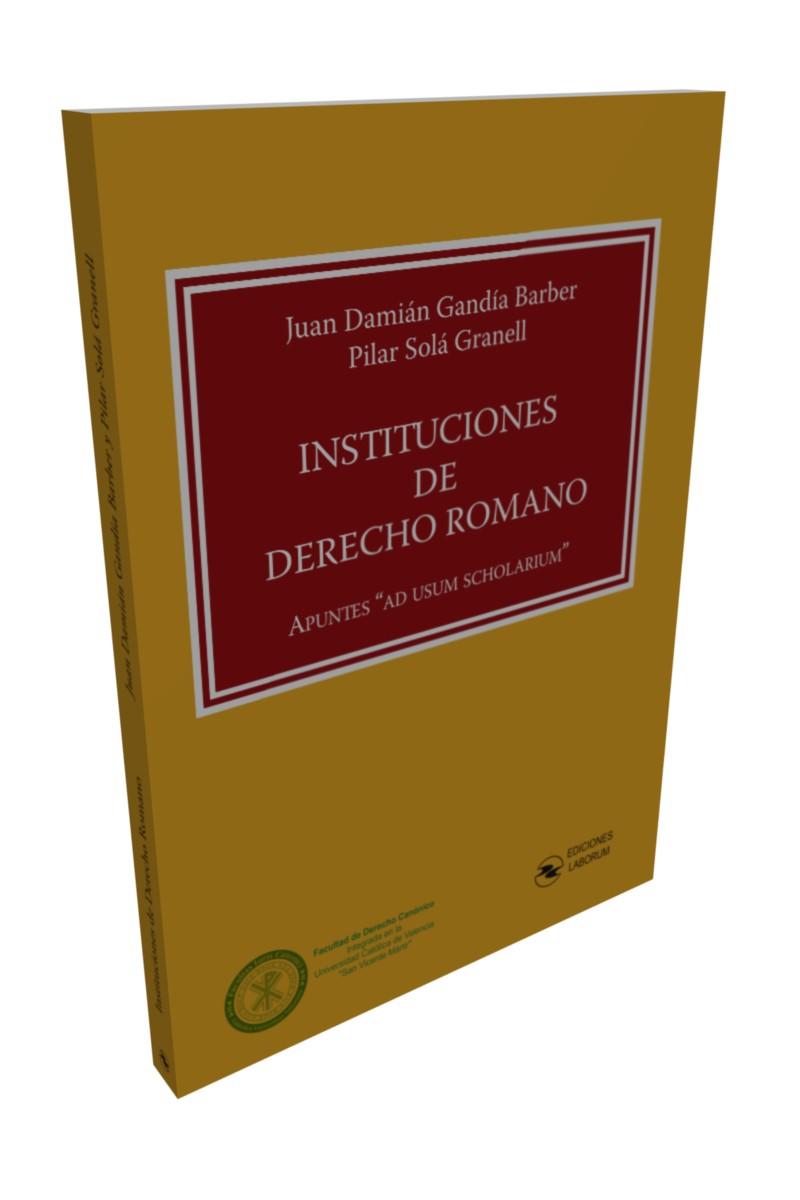 Instituciones de Derecho Romano